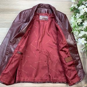 Etienne Aigner Jackets & Coats - Etienne Aigner Leather Jacket